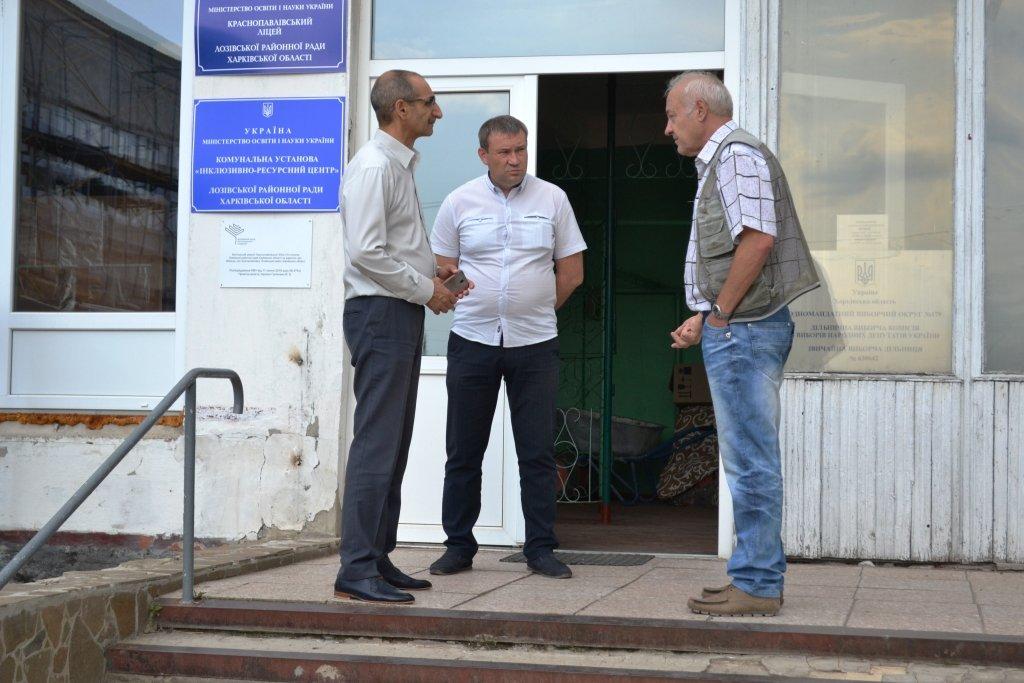 В Лозовском районе капитально ремонтируют Краснопавловский лицей , фото-3