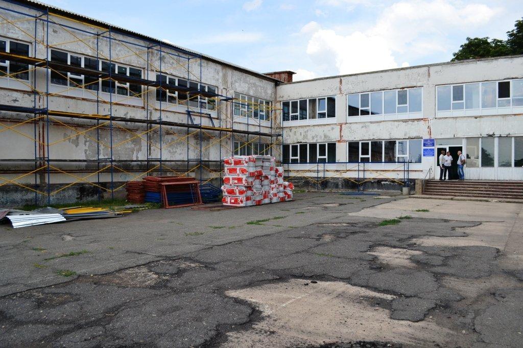 В Лозовском районе капитально ремонтируют Краснопавловский лицей , фото-9