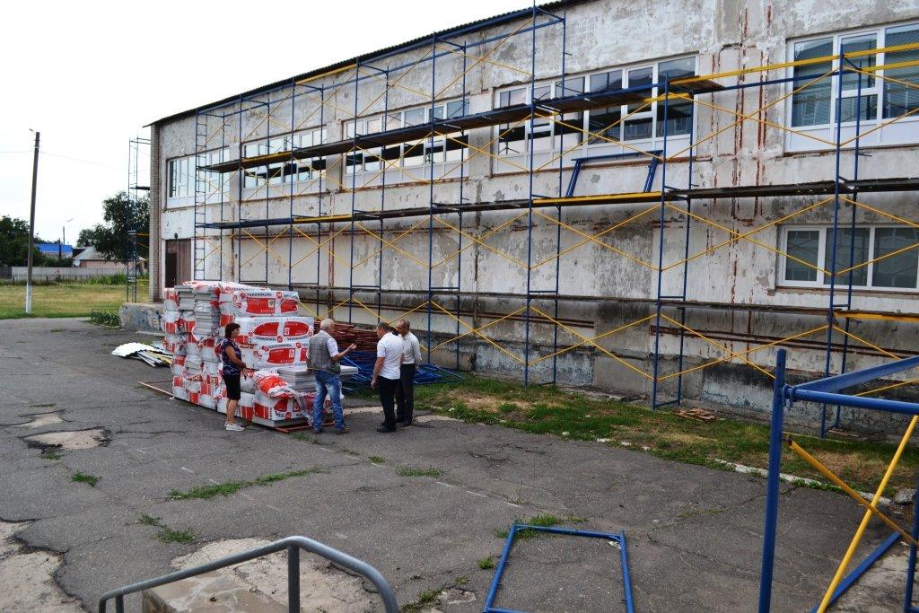 В Лозовском районе капитально ремонтируют Краснопавловский лицей , фото-12