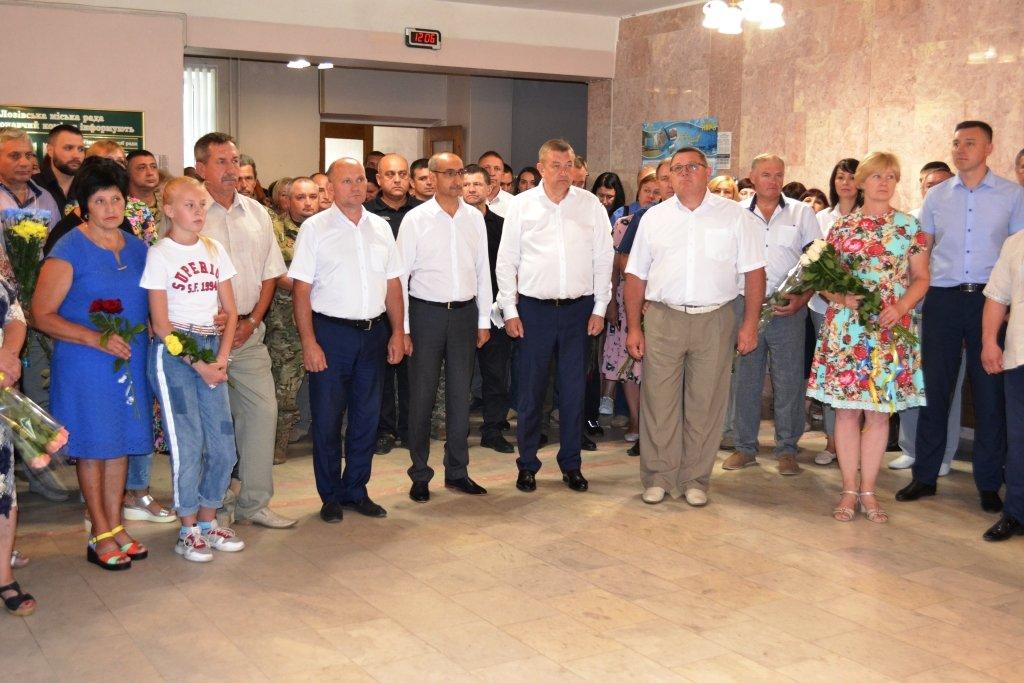 В Лозовой почтили память Героя Украины Александра Лавренко, фото-1