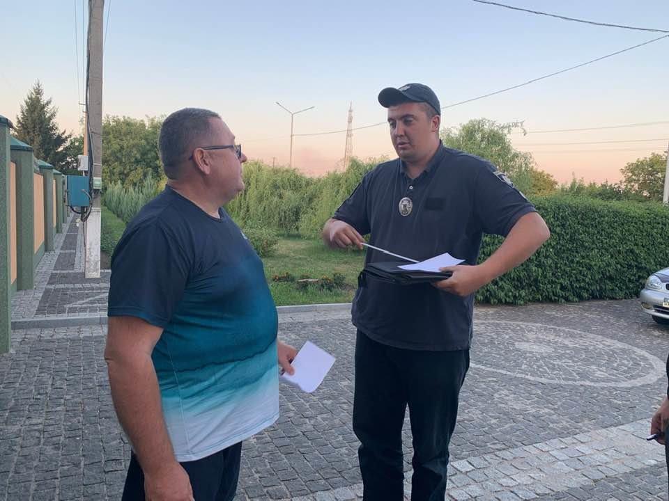 Мэру Лозовой полиция вручила повестку на допрос за предвыборную агитацию, фото-3