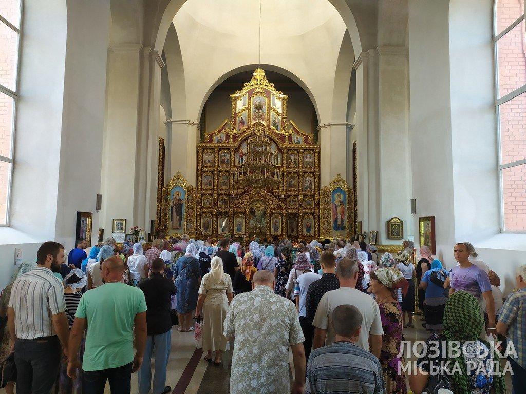 В Лозовой прошел Крестный ход верующих , фото-3