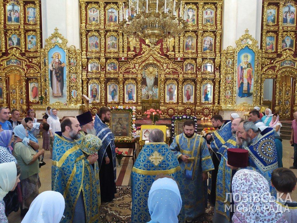 В Лозовой прошел Крестный ход верующих , фото-4