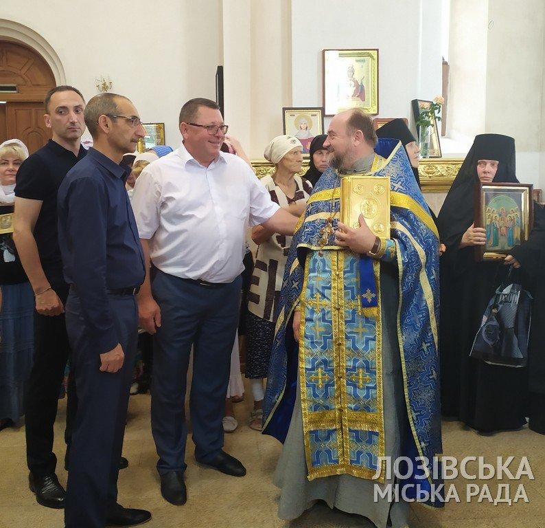 В Лозовой прошел Крестный ход верующих , фото-6
