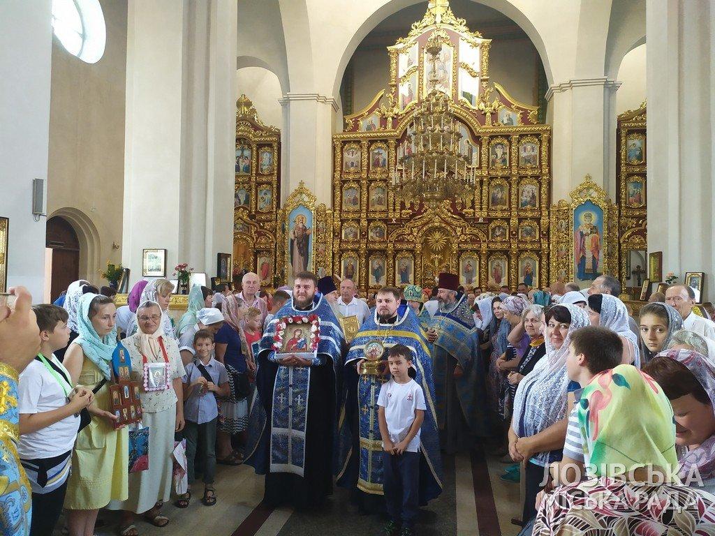 В Лозовой прошел Крестный ход верующих , фото-7