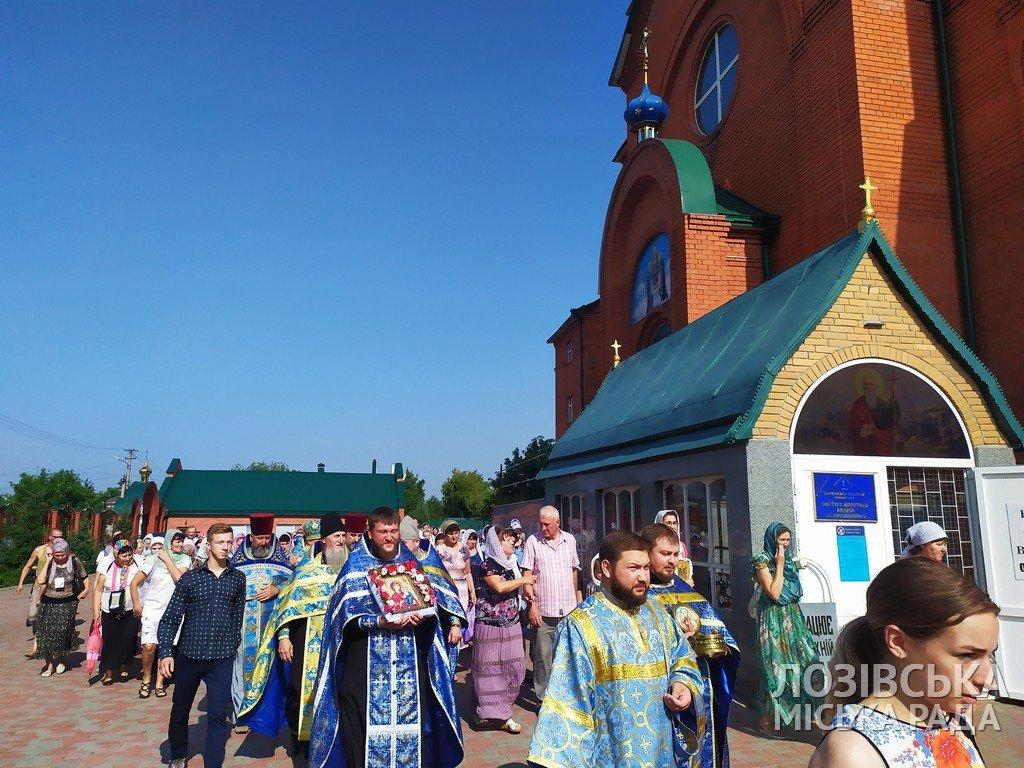 В Лозовой прошел Крестный ход верующих , фото-10