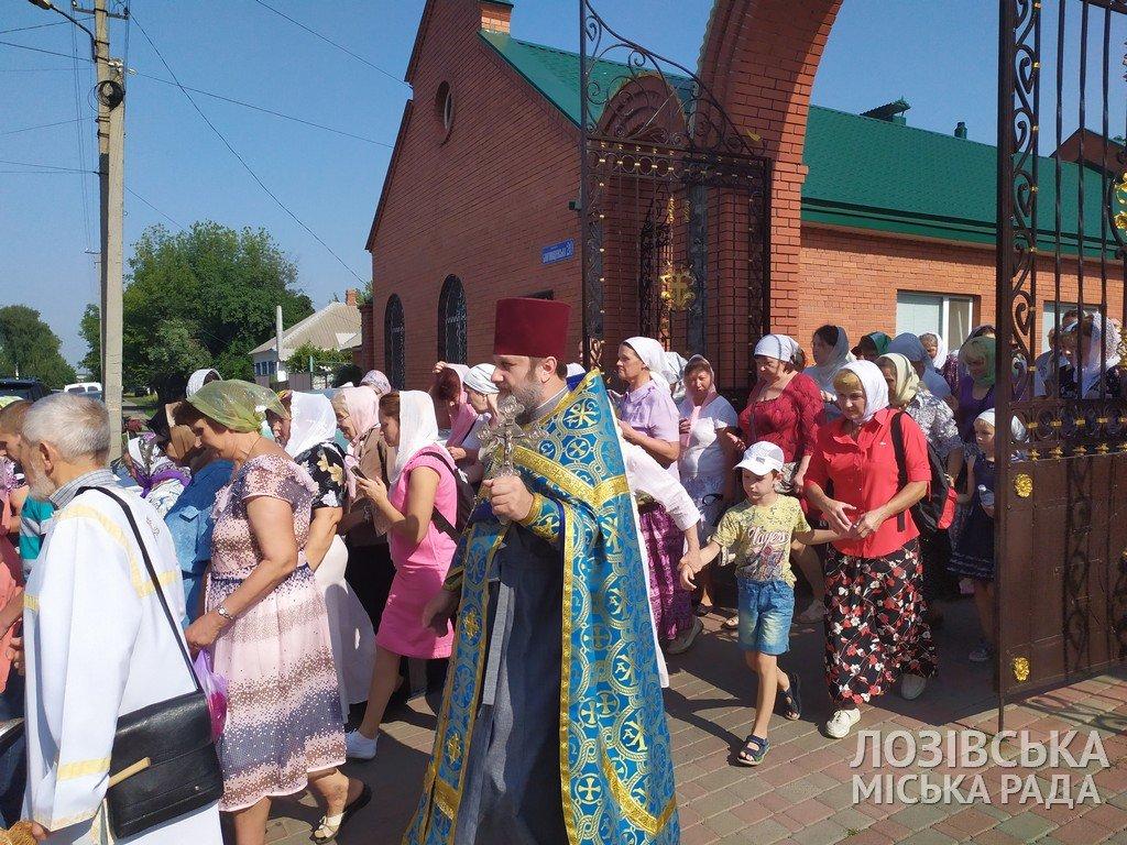 В Лозовой прошел Крестный ход верующих , фото-11