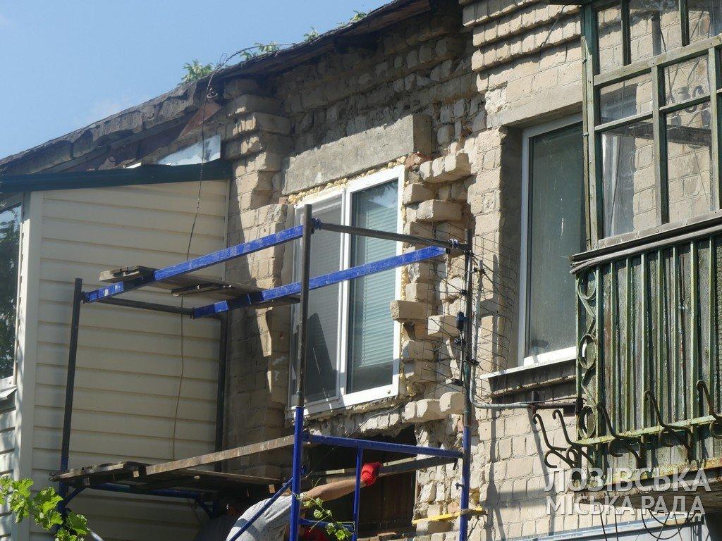 В Панютино ремонтируют многоквартирные дома, фото-1