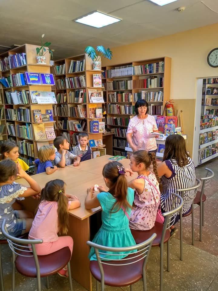 Путешествие в волшебный мир книги. В библиотеке Панютино провели интерактивное мероприятие, фото-1