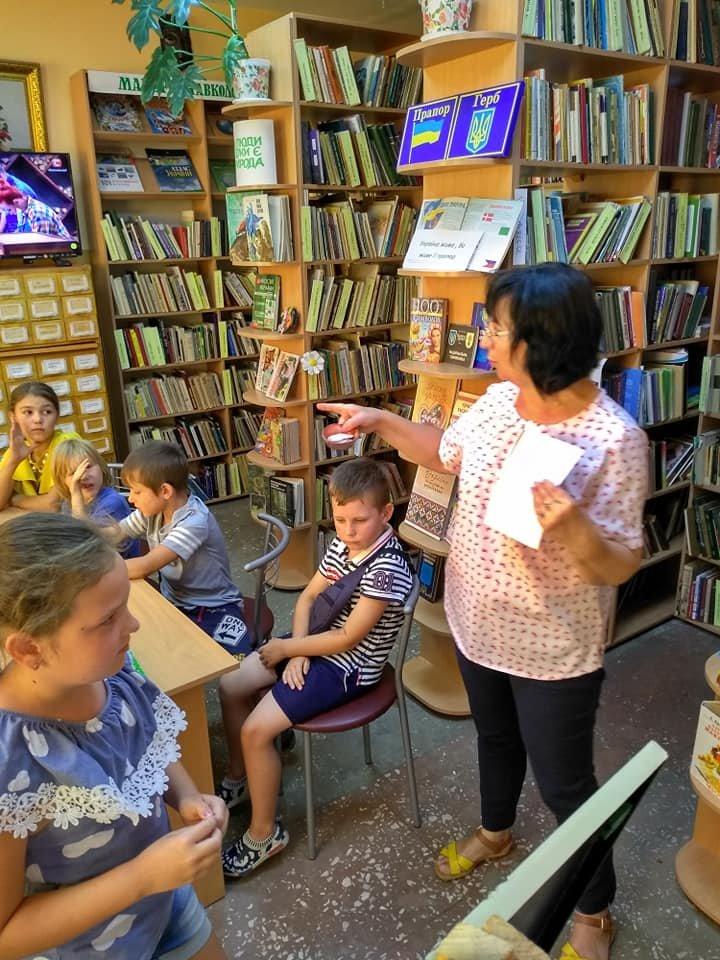Путешествие в волшебный мир книги. В библиотеке Панютино провели интерактивное мероприятие, фото-4