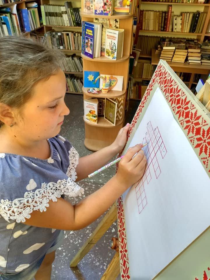 Путешествие в волшебный мир книги. В библиотеке Панютино провели интерактивное мероприятие, фото-7