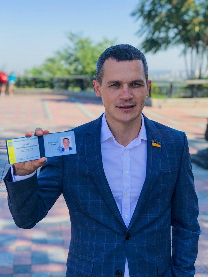 Новоизбранный депутат округа №179, в который входит Лозовая, принял присягу, фото-1