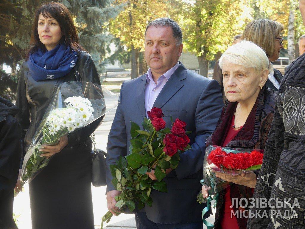 В Лозовой почтили память партизан и воинов-подпольщиков, фото-3