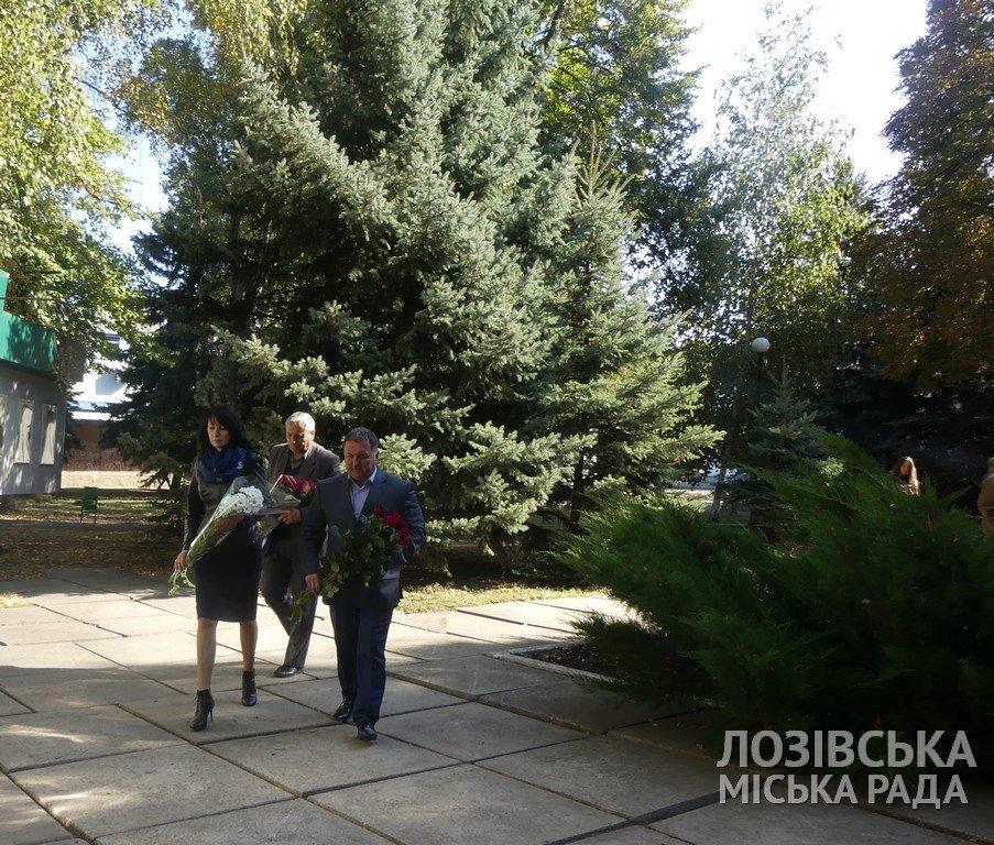 В Лозовой почтили память партизан и воинов-подпольщиков, фото-6
