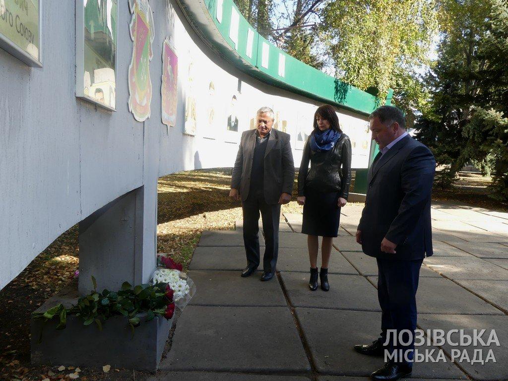 В Лозовой почтили память партизан и воинов-подпольщиков, фото-7
