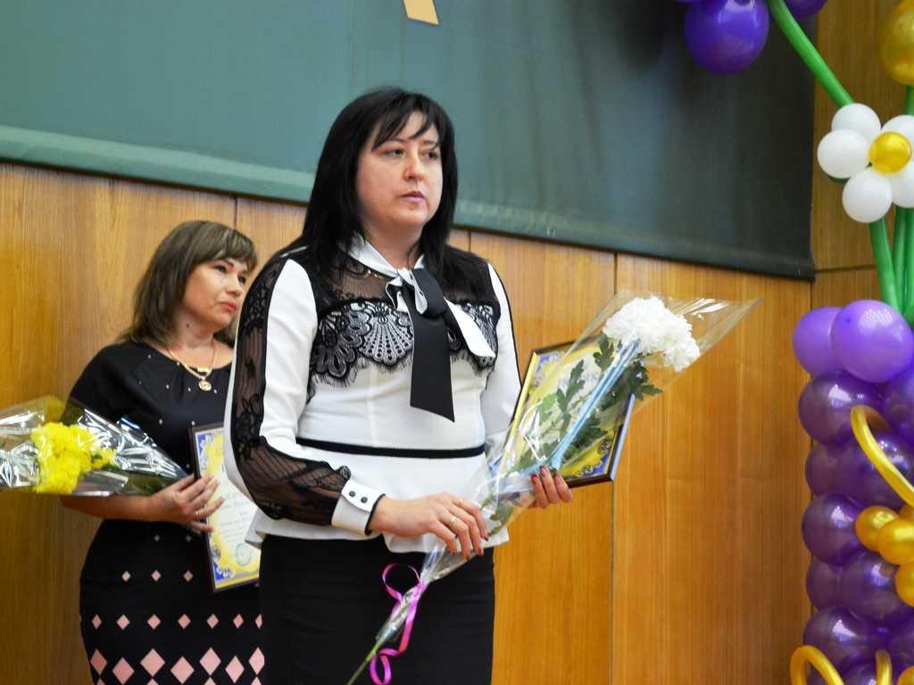 Лозовских работников сферы образования поздравили с профессиональным праздником, фото-7