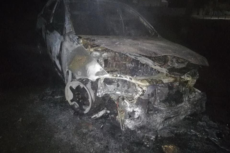 В Лозовой человек сгорел в автомобиле (Дополнено), фото-2