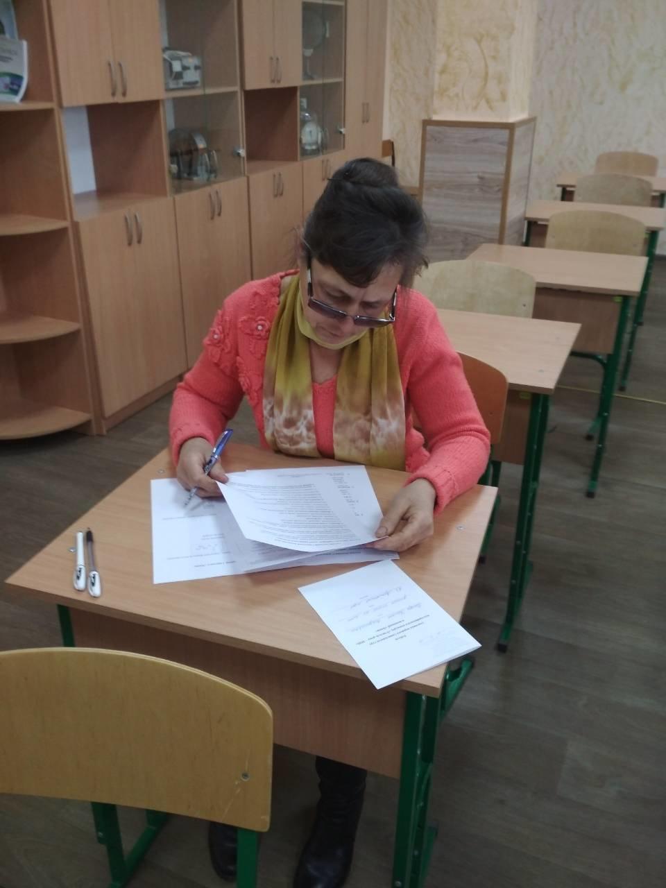 В Лозовой определяют лучшего учителя, фото-4
