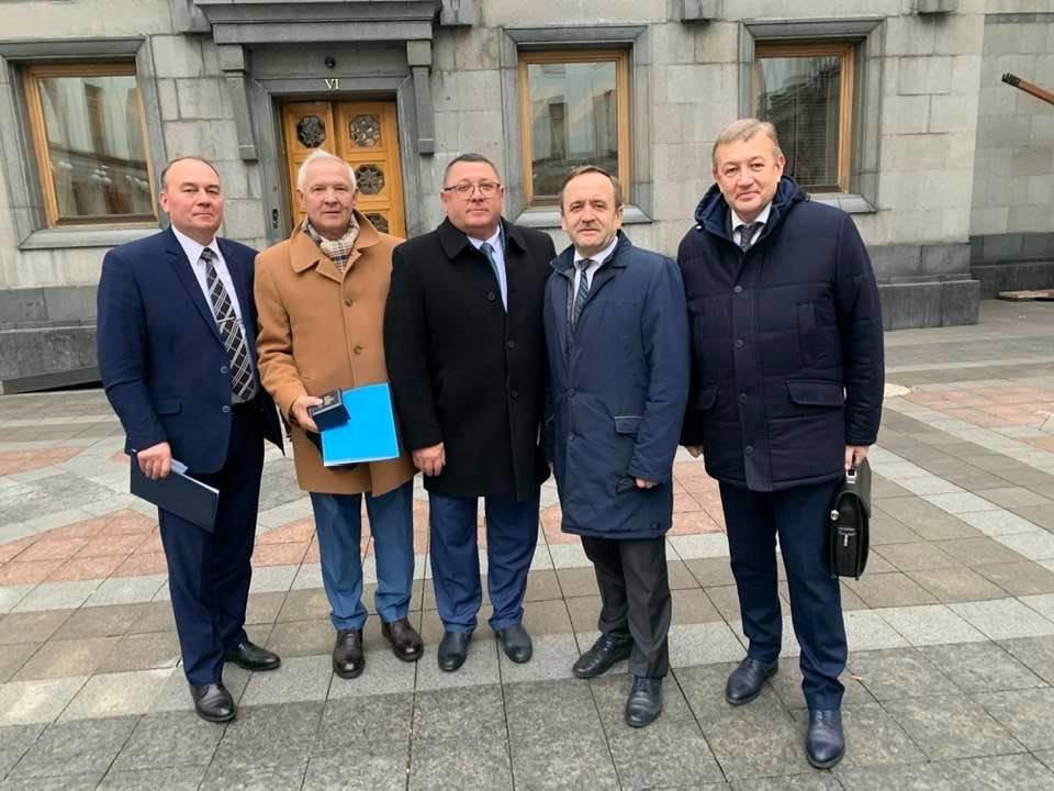 Лозовской мэр Сергей Зеленский получил награду Верховной Рады Украины, фото-5