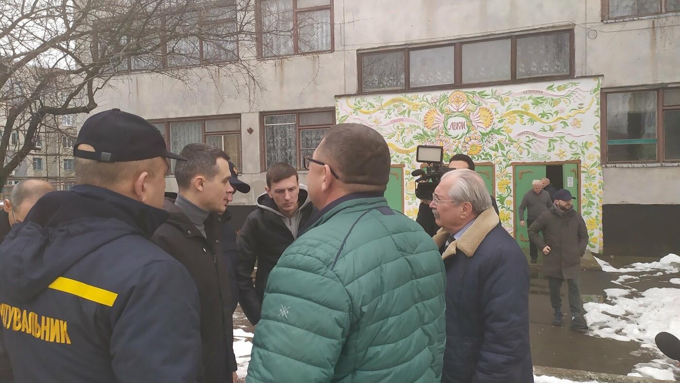 Глава ХОГА Алексей Кучер посетил Лозовую с инспекцией пожарной безопасности, фото-7