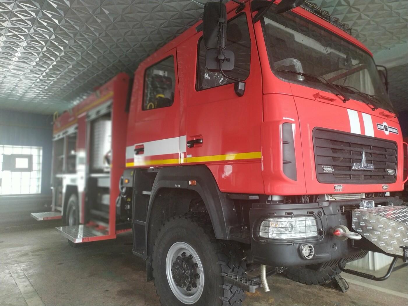 Глава ХОГА Алексей Кучер посетил Лозовую с инспекцией пожарной безопасности, фото-2