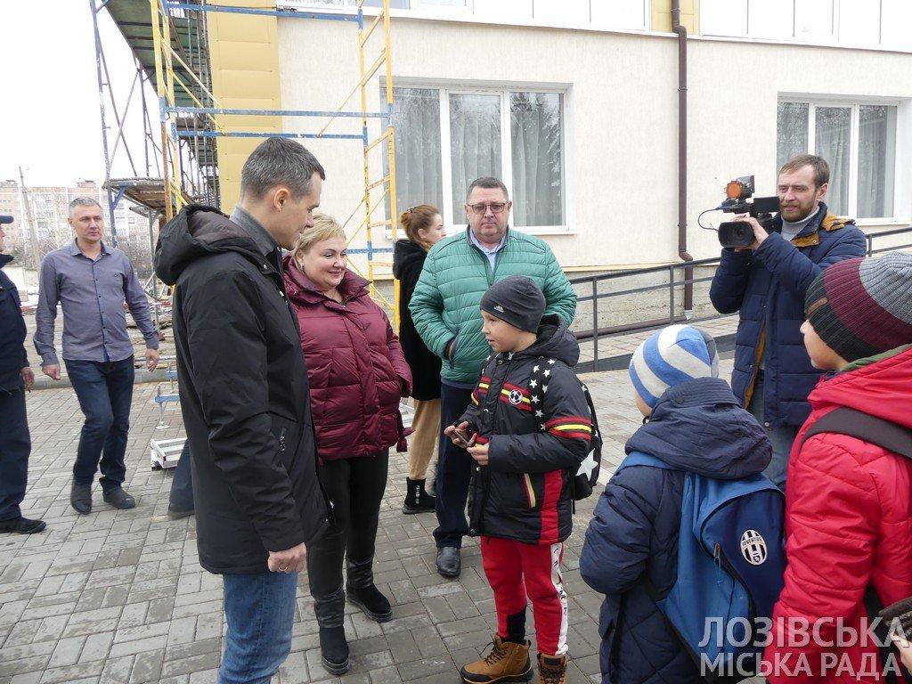 Глава ХОГА Алексей Кучер посетил Лозовую с инспекцией пожарной безопасности, фото-11