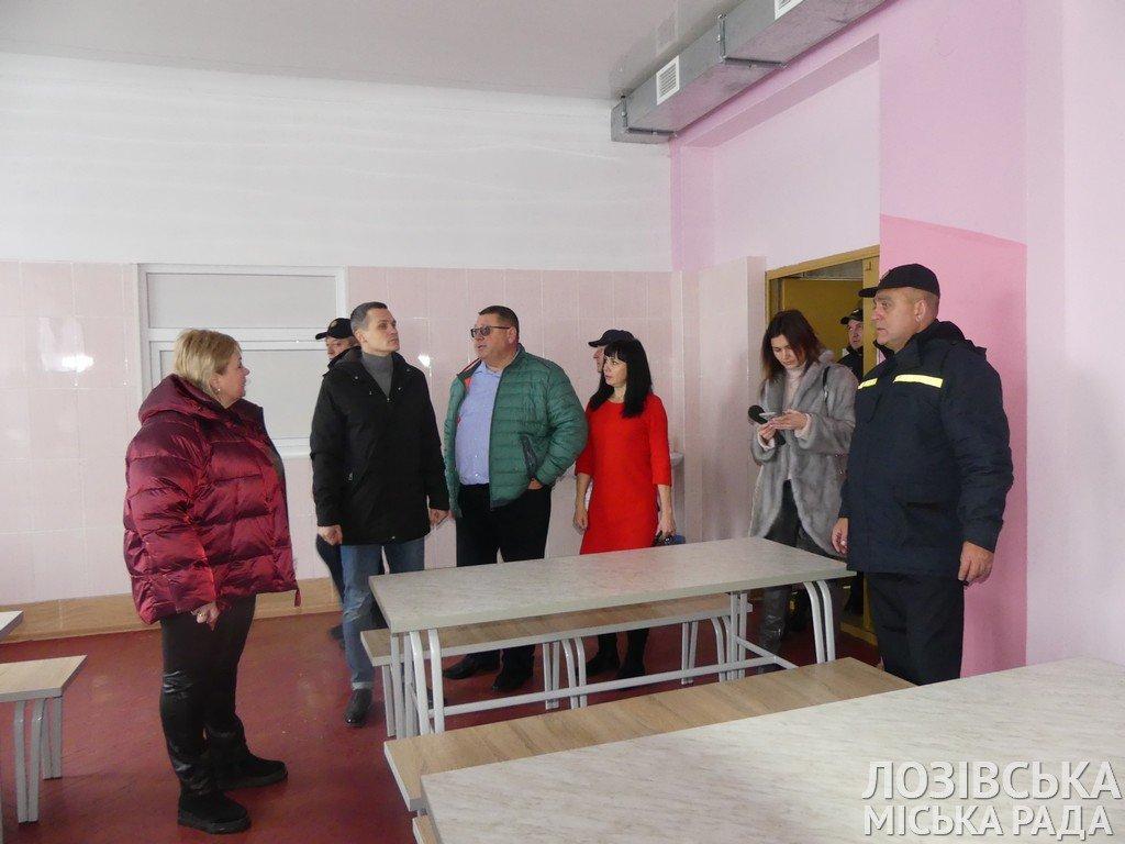 Глава ХОГА Алексей Кучер посетил Лозовую с инспекцией пожарной безопасности, фото-13
