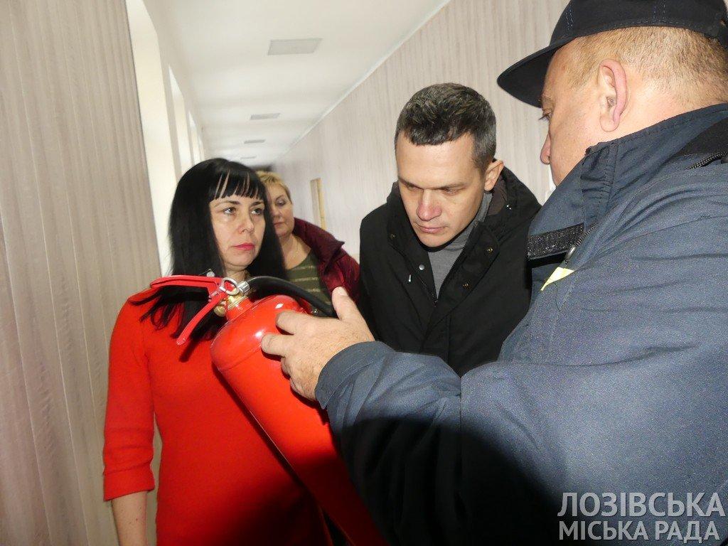 Глава ХОГА Алексей Кучер посетил Лозовую с инспекцией пожарной безопасности, фото-14