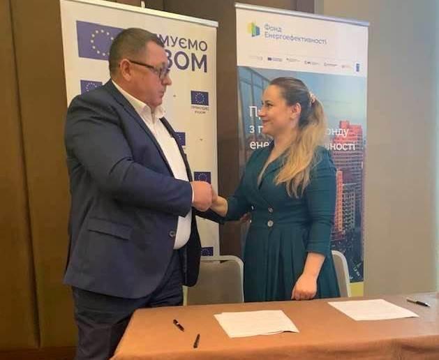 Лозовая присоединалась к Меморандуму о сотрудничестве с Фондом энергоэффективности, фото-2