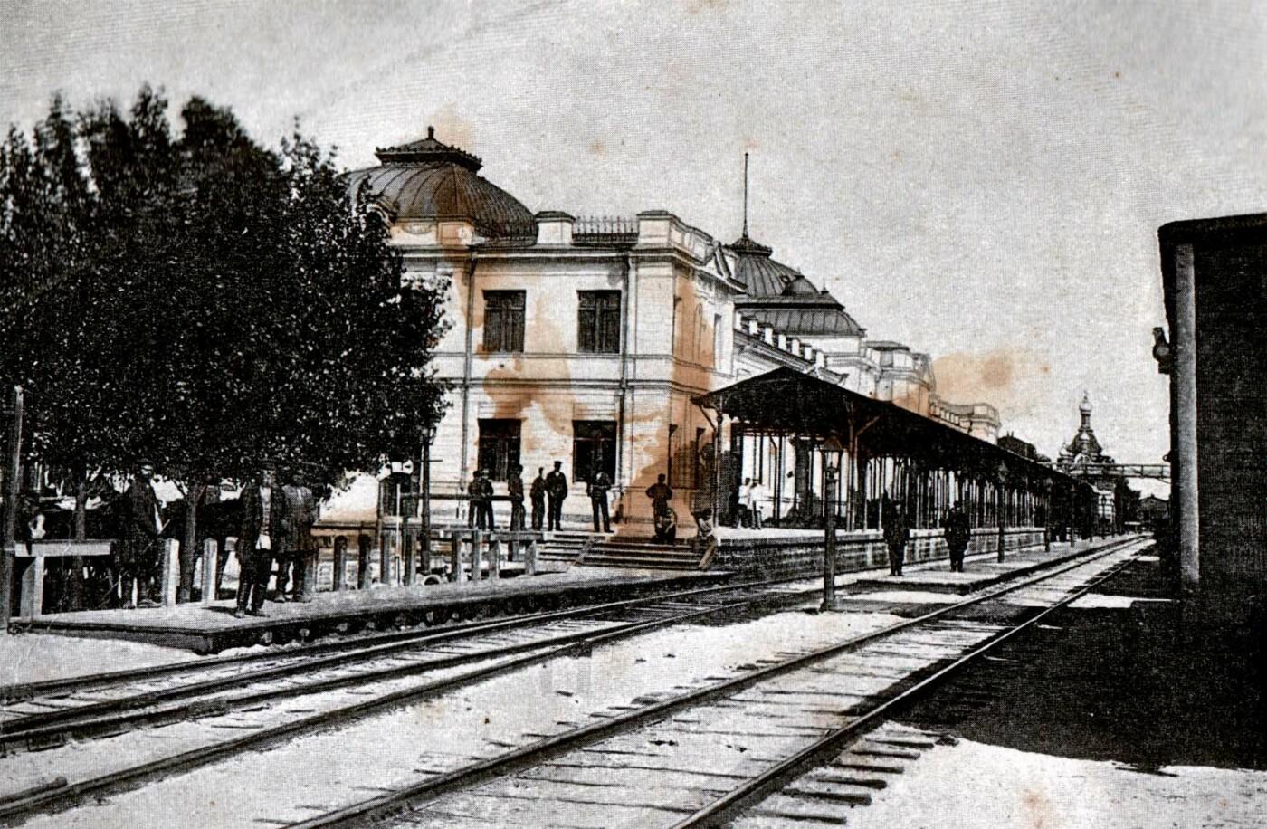 """Забытая дата. Полтора века назад через станцию """"Лозовая"""" прошел первый поезд, фото-1"""