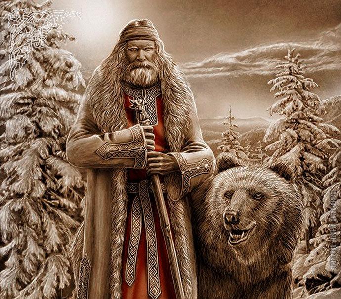 Подлинная история Деда Мороза. От бога викингов до главного друга всех детей, фото-2