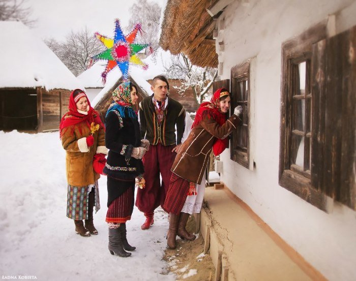 Коляда в Лозовой. Как лозовчане празднуют Рождество , фото-2