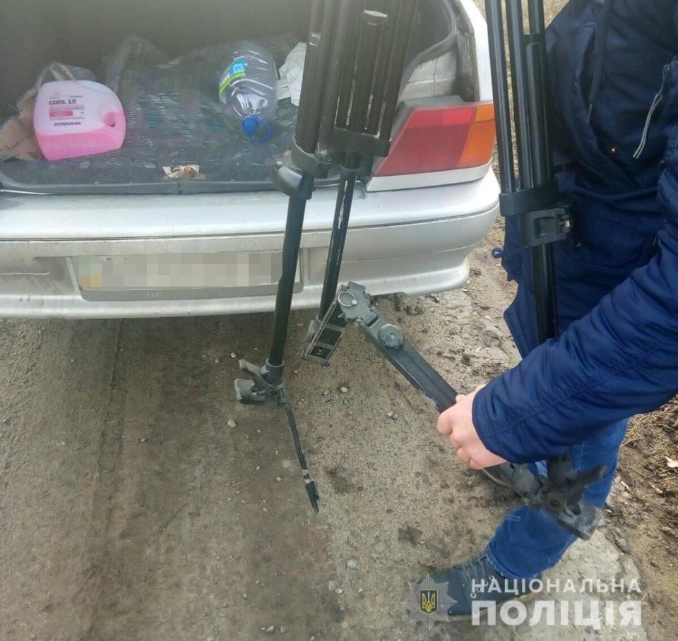 На лозовских журналистов напали и повредили технику, фото-1
