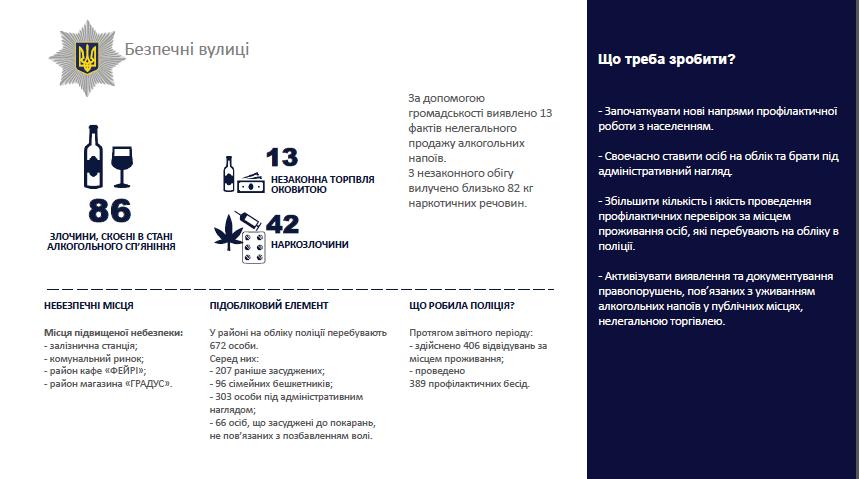Отчёт полиции: в Лозовой снизился уровень преступности, фото-9
