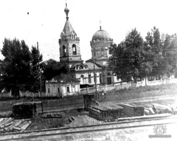 Ретро город:  Лозовая 100 лет назад (Фото), фото-5