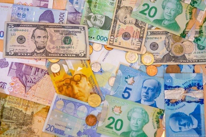 Какую валюту стоит приобрести, отправляясь в путешествие по миру, фото-1
