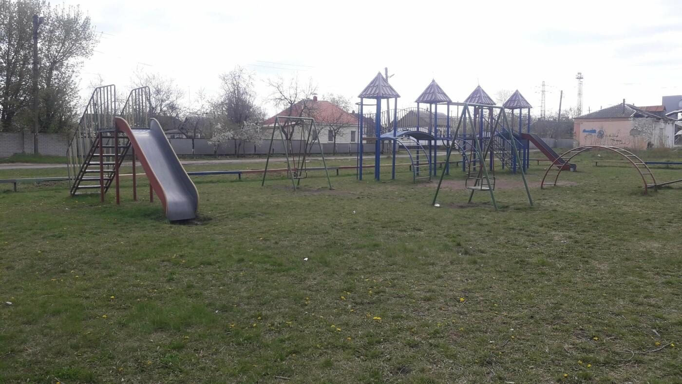 Красота и безобразие: какие парки украшают и портят Лозовую (ФОТО), фото-11