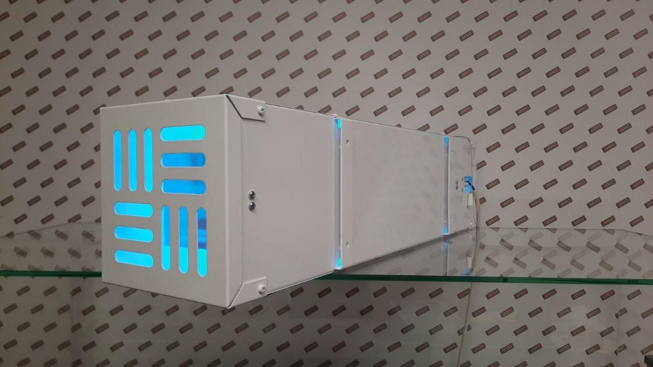 Безопасные дезинфицирующие устройства от бренда «Arled», фото-4