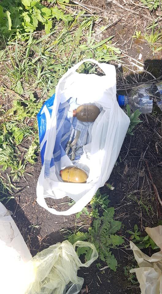 В Лозовой задержали продавца боевых гранат, фото-5