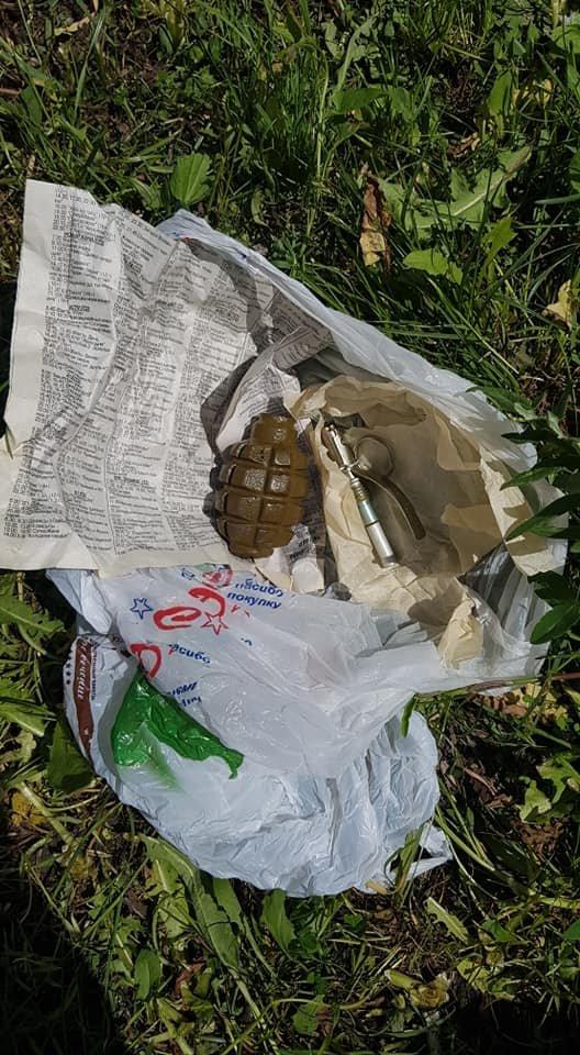 В Лозовой задержали продавца боевых гранат, фото-4