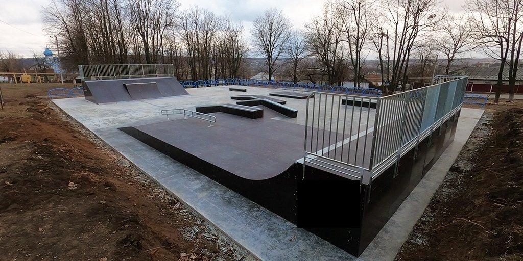 Три в одном: в Лозовой планируют строительство спортплощадки со скейтпарком, фото-1