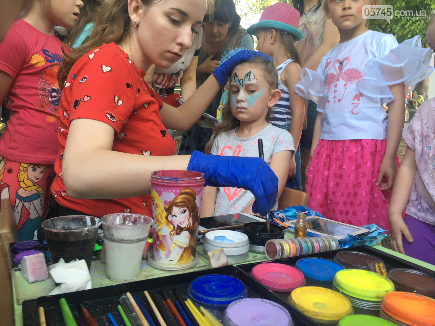 День защиты детей в Лозовой: как проходил праздник в прошлом году , фото-9