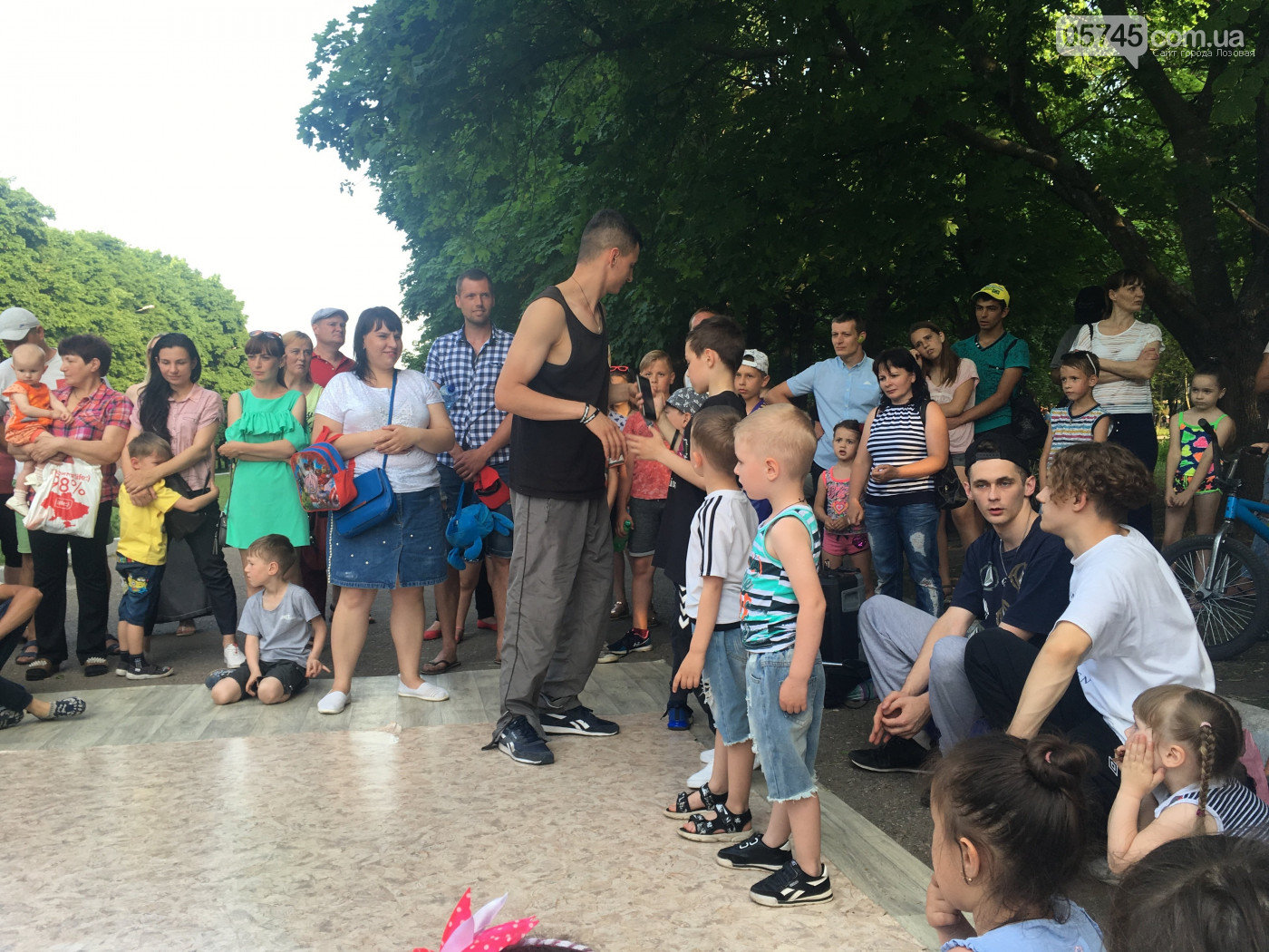 День защиты детей в Лозовой: как проходил праздник в прошлом году , фото-13