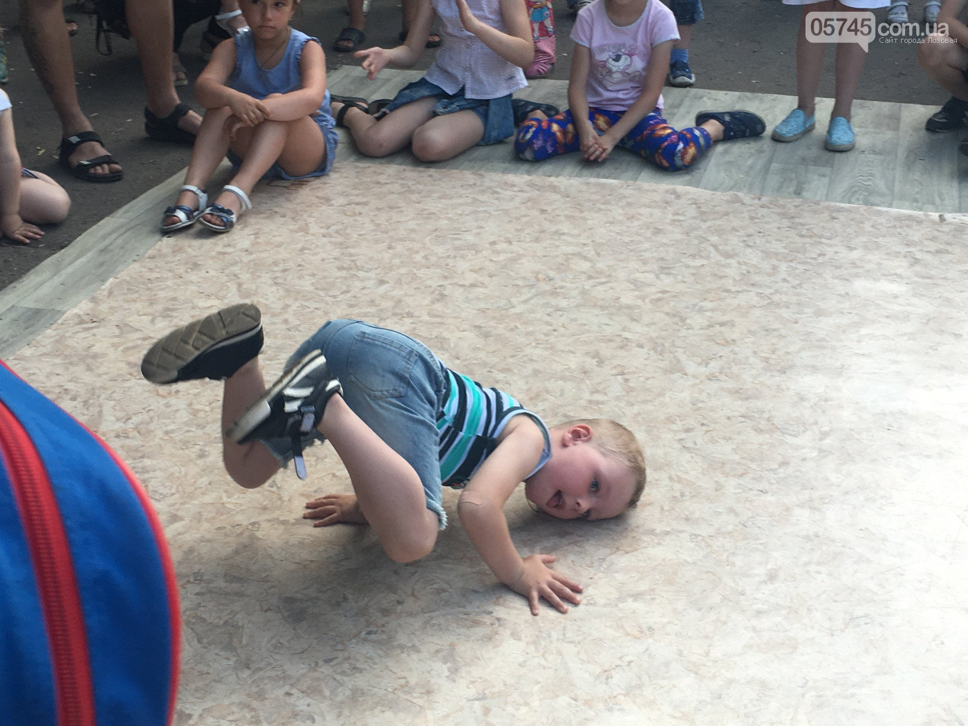 День защиты детей в Лозовой: как проходил праздник в прошлом году , фото-10
