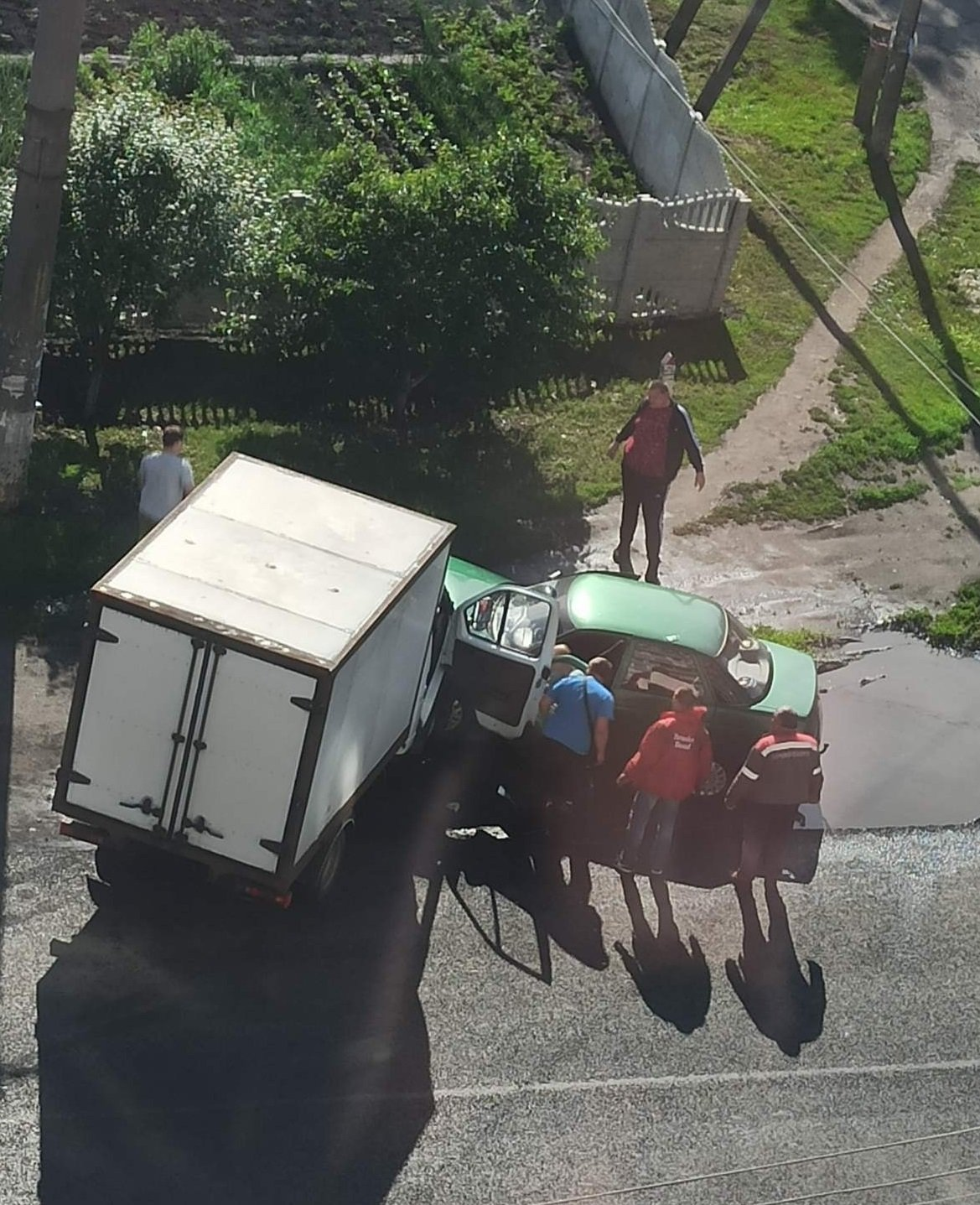 На одном участке дороги: на Лозовщине за один день случилось два ДТП(ФОТО), фото-7