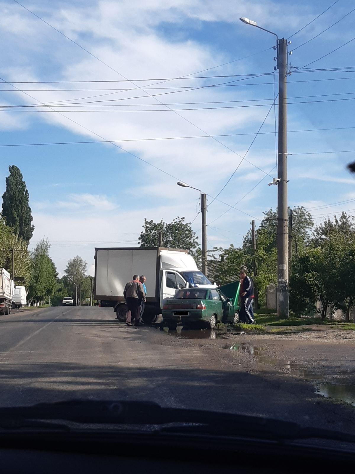 На одном участке дороги: на Лозовщине за один день случилось два ДТП(ФОТО), фото-8