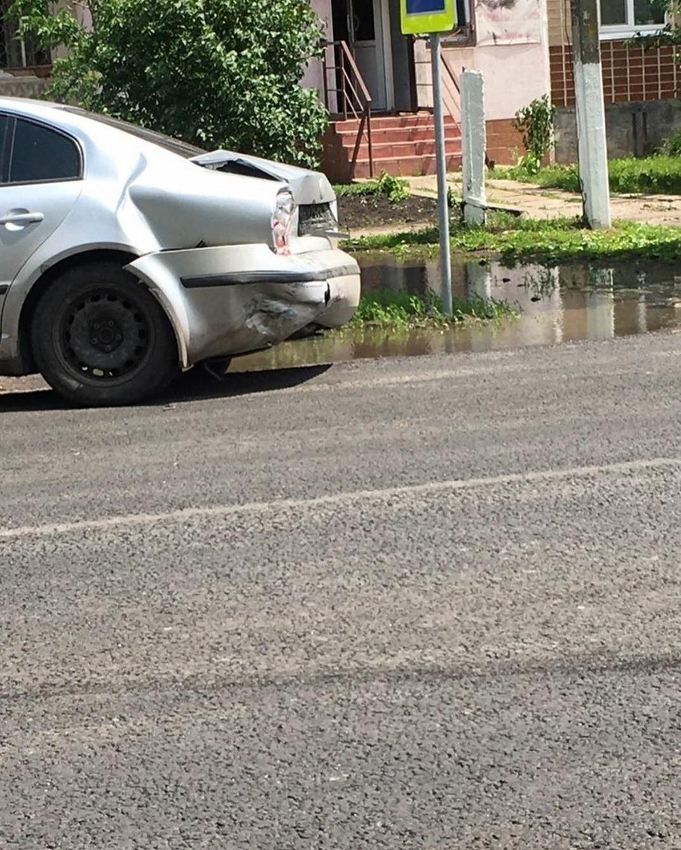 На одном участке дороги: на Лозовщине за один день случилось два ДТП(ФОТО), фото-2