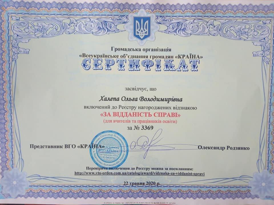 За любовь к ученикам и профессии: педагогу Лозовщины вручили награду, фото-3