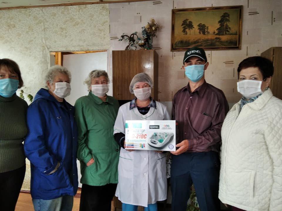 «Кернел» направил более 200 тыс. грн на борьбу с коронавирусом в Харьковской области, фото-2