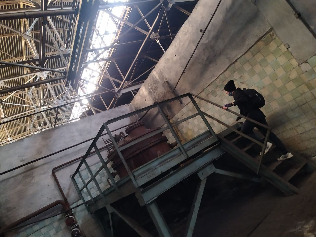 Страшный интерес и чувство риска: история лозовского экстремала (ФОТО), фото-21